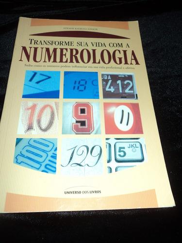 Numerologia - Ademir Barbosa Júnior Original