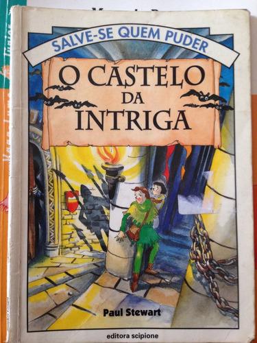 Livro O Castelo Da Intriga Original