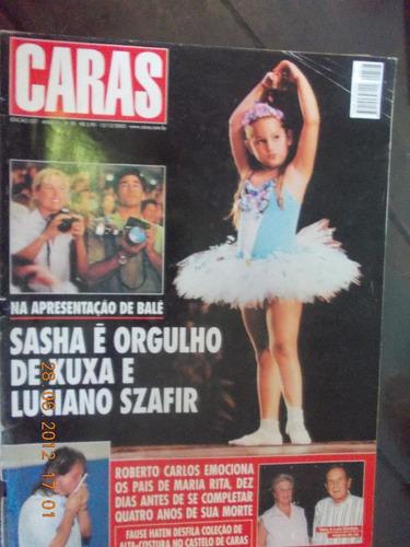 Sasha É Orgulho De Xuxa E Luciano - Caras Original