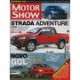 Motor Show Nº304 Gol Peugeot 207 Palio Adventure Locker Cr v