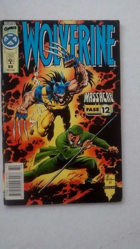 Hq - Gibi - Wolverine Nº 80 Original