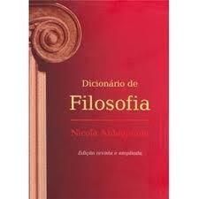 Dicionário De Filosofia Original