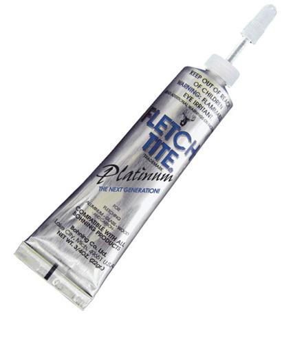 Bohning Fletchtite Platinum 3/4 Oz Adhesivo
