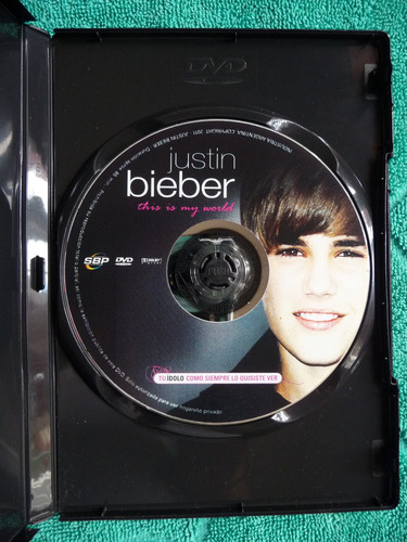 Justin Bieber  This Is My World