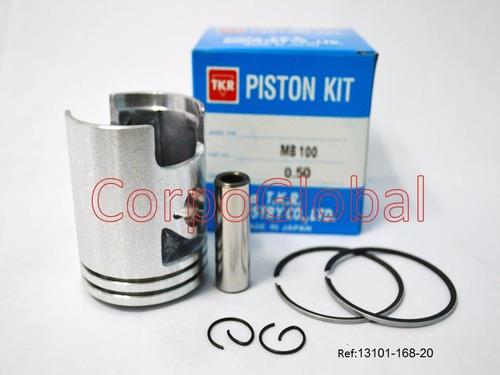Kit De Piston Honda Mb100 W/ring 0.50mm