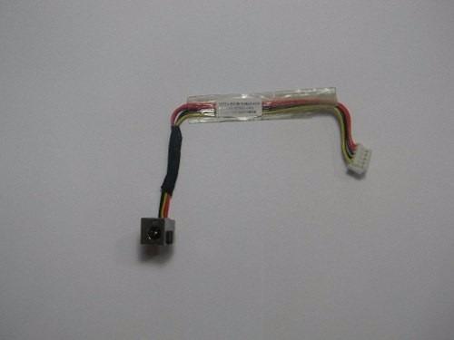 Conector Fonte Hp - Model Dv2000 P/n 50.4 Cód. 949 Original