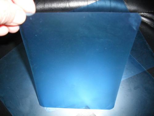 Placas,radiografias Limpias.43 X35 Cm.lote De 50 Unidades