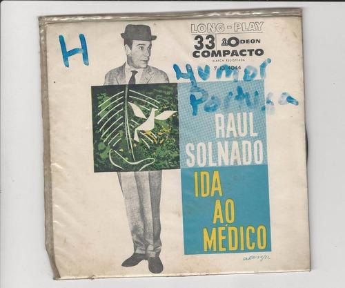 Raul Solnado - Ida Ao Médico - Compacto - Ep 27 Original
