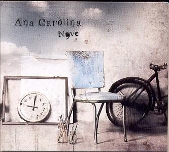 Cd Ana Carolina - N9ve Original