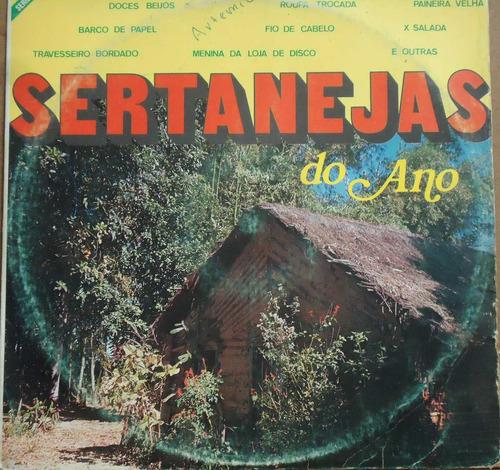 Lp (027) Sertanejo - Sertanejas Do Ano Original