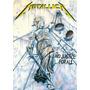 Poster Metallica Rock 60x84cm And Justice Enfeite Para Sala