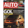 Auto Esporte Nº518 Gol Punto Turbo Lada 4x4 Palio Locker 207