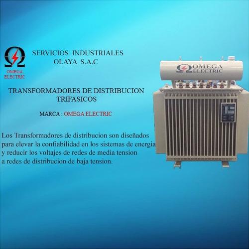 Venta Y Fabricacion De Transformadores Electricos Trifasicos