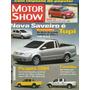 Motor Show Nº246 Celta 1.4 Mitsubishi L200 Ford F250 Cabine