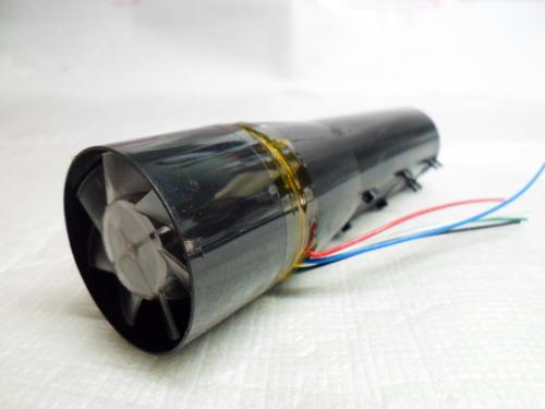Conjunto Motor Com Resistência Escova Rotativa Mondial Er-03 Original