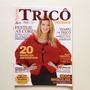 Revista Tricô Inverno Vestido Casacos Poncho N°24 Bb945