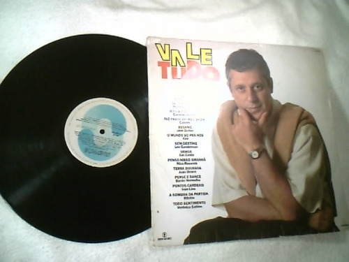 Vinil Lp ( Vale Tudo - Nacional ) Rede Globo 1988 Original