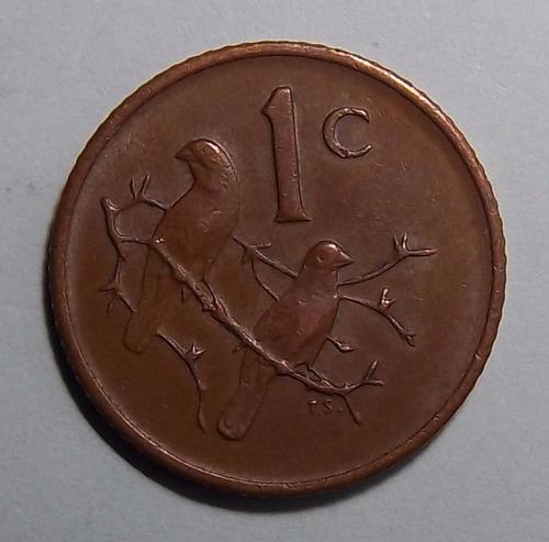 Sudáfrica 1 Cent 1976 Exc Km 91