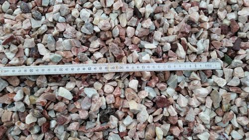Piedra Partida Rosada 14 A 20 Mm