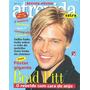 Brad Pitt: Revista Poster Atrevida