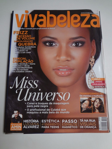 Revista Viva Beleza Ano. 2 N° 17 Original