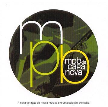 Cd Mpb De Cara Nova - Mpb Varios Original