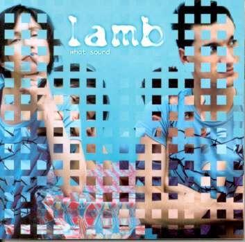 Cd Lamb - What Sound - 2001 Original