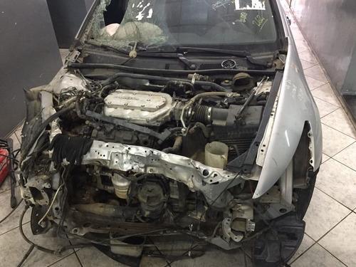 Cambio Automatico Honda Accord 2009 3.5 V6 Km Baixo Original