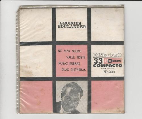 Georges Boulanger - No Mar Negro - Compacto Ep 27 Original