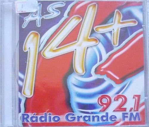 Cd As 14 + Rádio Grande 92.1 Fm