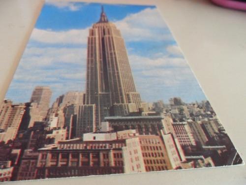 Cartão Postal Antigo - Empire State Building 1975 Original