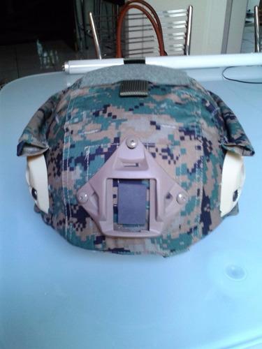 Capacete Tático Militar Emersongear - Marpat