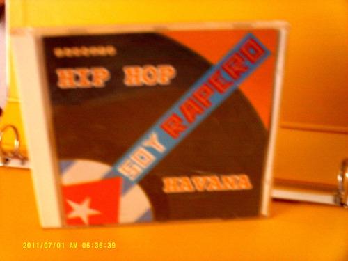 Sambatá - Soy Rapero - Havana -  Cd Excelente Original