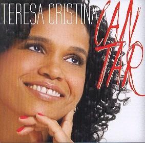 Cd Teresa Cristina - Cantar - Grandes Sucessos Original