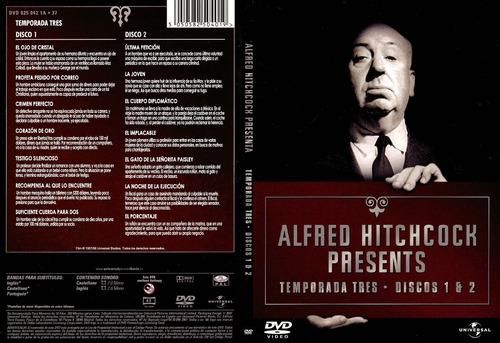Alfred Hitchcock Presenta , Temporadas 1-2-3 Dvd
