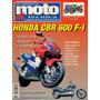 Moto & Técnica N°58 Honda Cbr 600fi Xt 600 Bandit 1200