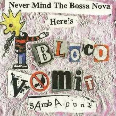 Never Mind The Bossa Nova - Here