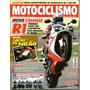 Motociclismo 108 Yamaha R1 Cb 600f Hornet Gsx r 1000
