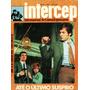 Revista Intercep Nº 18 Rge Fotonovela Espionagem 1971