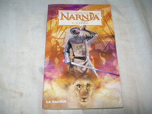 Narnia · El Príncipe Caspian · C. S. Lewis