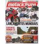 Motociclismo N°227 Honda Cg Titan 160 Triumph Thruxton R