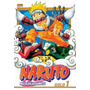 Naruto Gold 1! Mangá Panini! Edição Especial De Colecionador