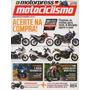 Motociclismo N°212 Indian Roadmaster Ducati Monster 821 Utv