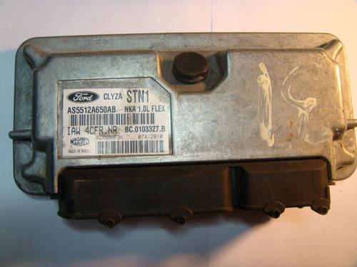 Modulo De Injeção Ford Ka Fiesta As55-12a650-ab Original