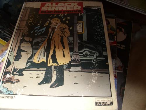 Gran Comics  Alack Sinner  Flic Ou Prive
