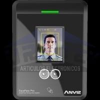 Control De Personal Facepass Reconocimiento Por Rostro Anviz