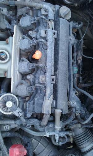 Motor Parcial Honda Crv 2.0 07/11 Gasolina Com Garantia