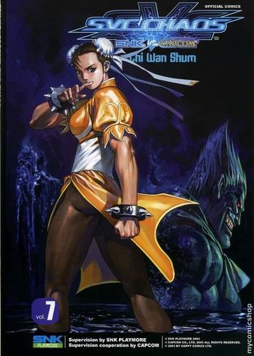 Snk Vs. Capcom: V. 7: Svc Chaos Chi Wan Shum