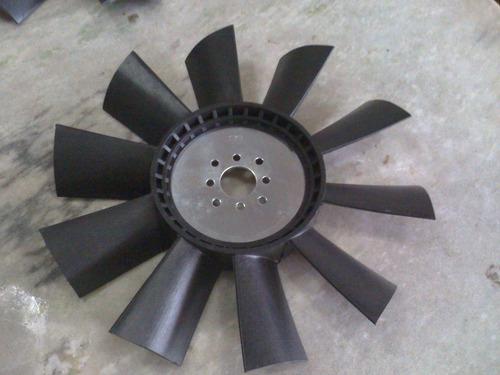 Helice Ventila Motor D10 / D20/d40 Silverado 4cl  10 Pas