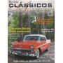 Clássicos Automotivos Nº81 Bel Air 1956 Conversível Dodge